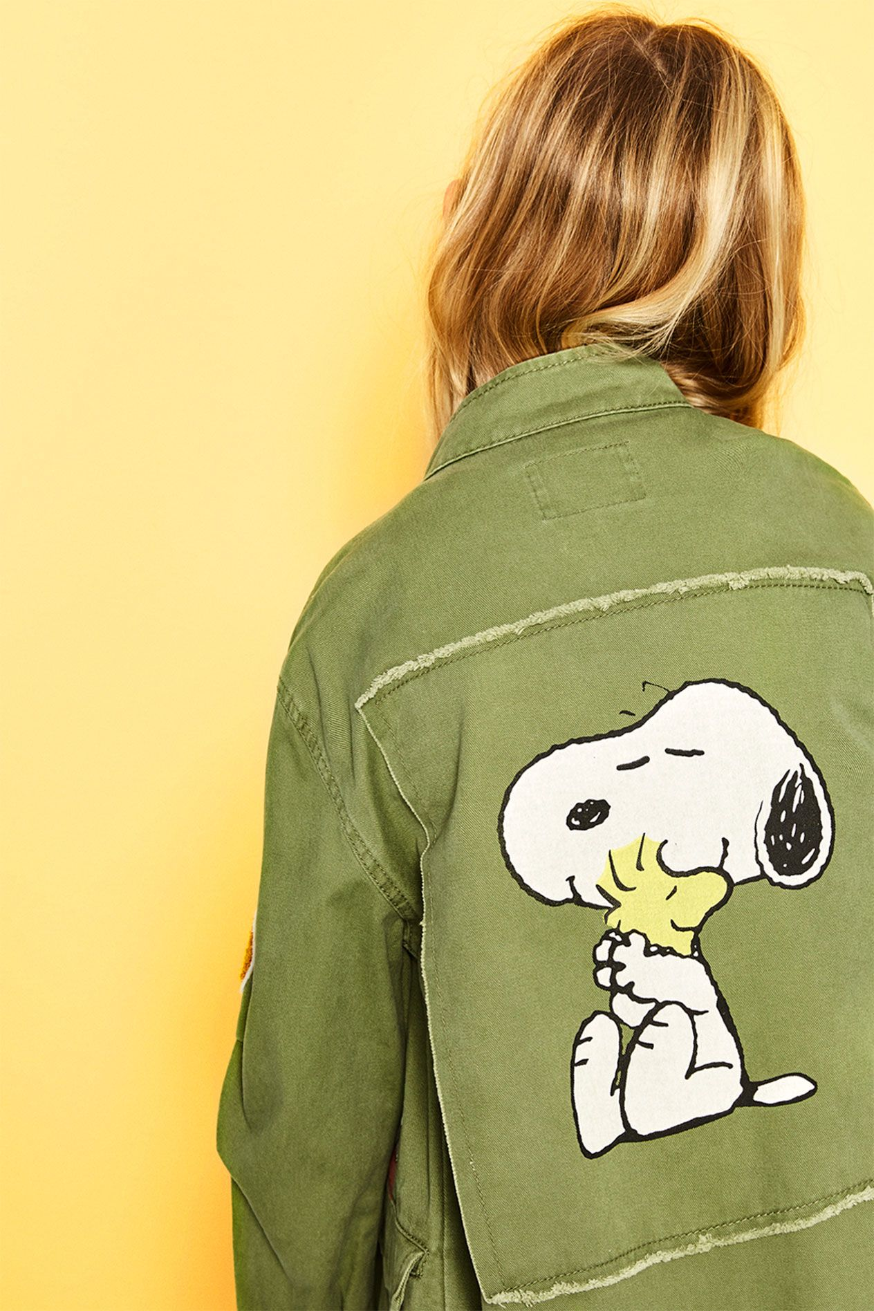 ZARA - #zaraeditorial - 14 years - GIRL | 4 - SNOOPY COLLECTION