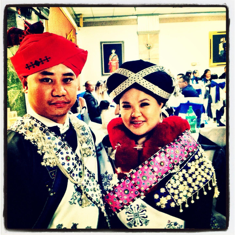 Su Syndie In Traditional Mien Wedding Attire Wedding Attire Bride Wedding
