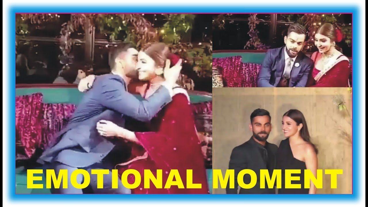 Emotional Virat Kohli Cries In Front Of Anushka Sharma