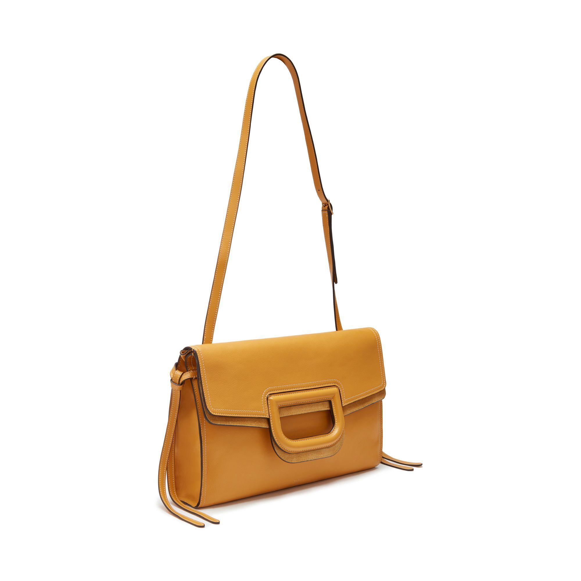 d233b647c48 ... order tote bag brimley envelope gold ochre silky calf brimley mulberry  fc3f4 0a973