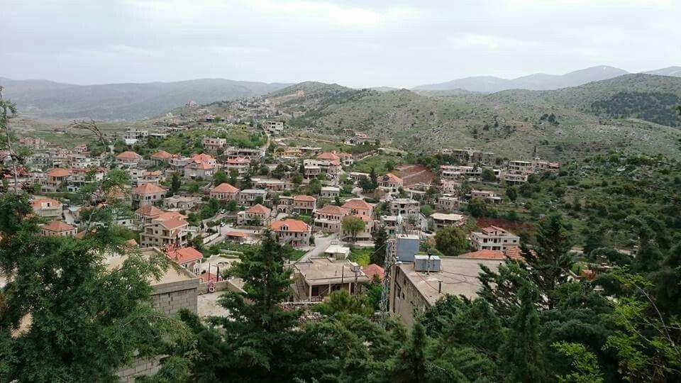 Lebanon بسكنتا Natural Landmarks Dolores Park Park