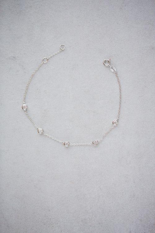 Lovoda - Stone Stranded Bracelet, $20.00…