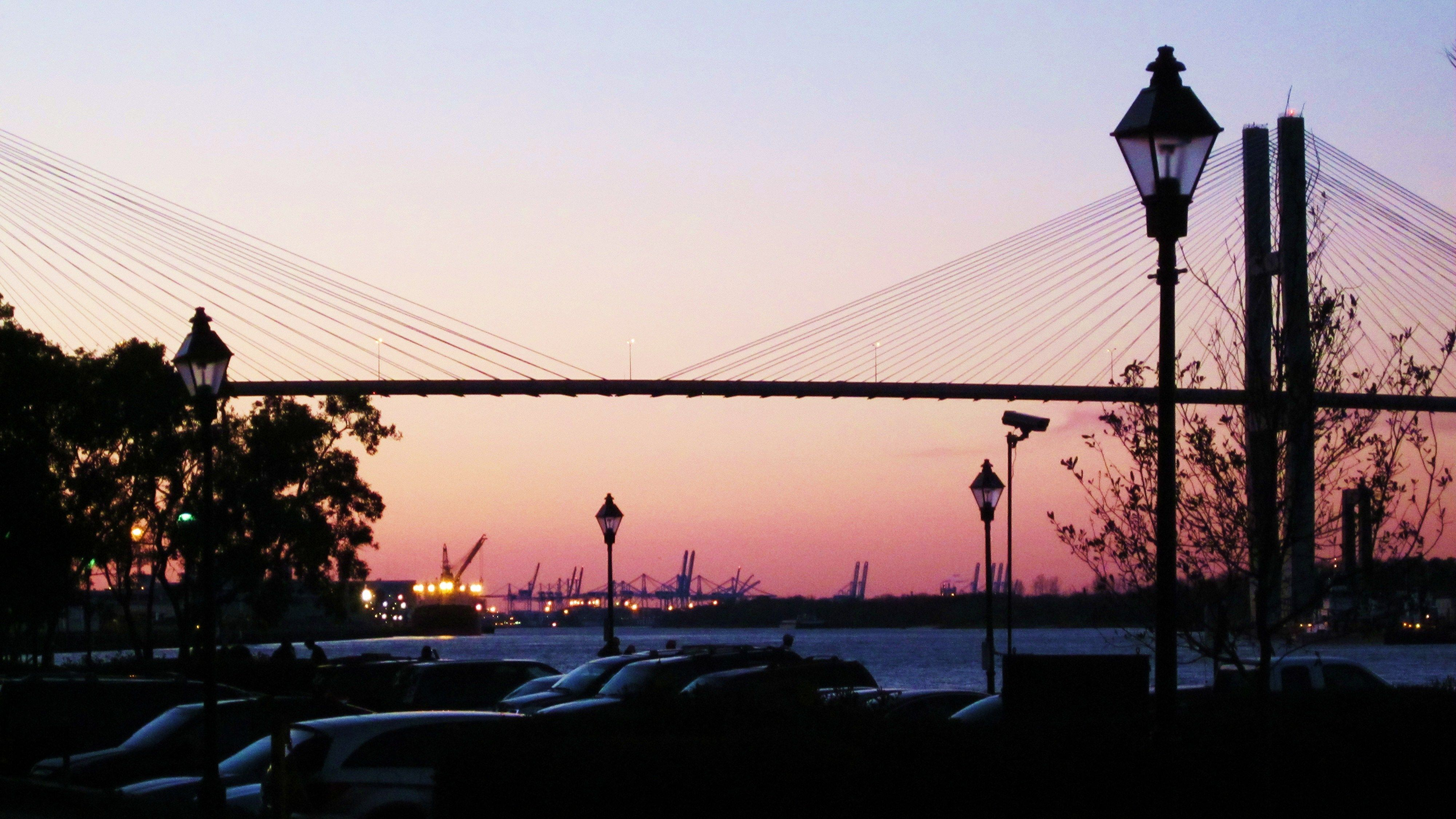 Every Sunrise And Sunset Is Precious In Savannah Ga Best Sunset Places To See Sunset