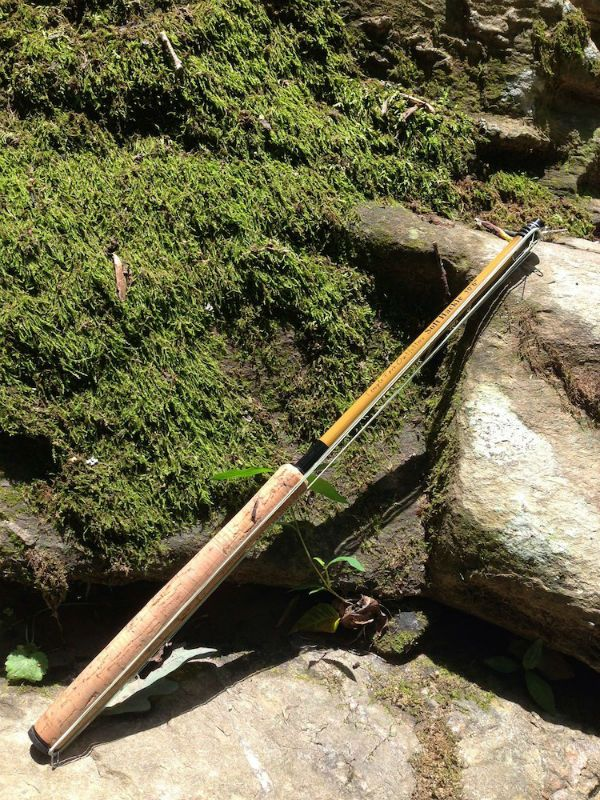 Patagonia s simple fly fishing tenkara rod review for Simple fly fishing