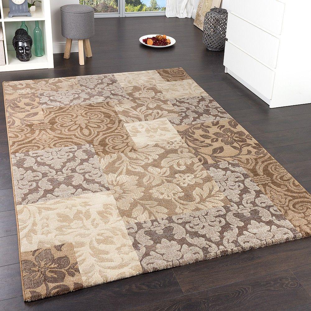 Teppiche Designer teppich karo barock barockes muster designer teppich und karo
