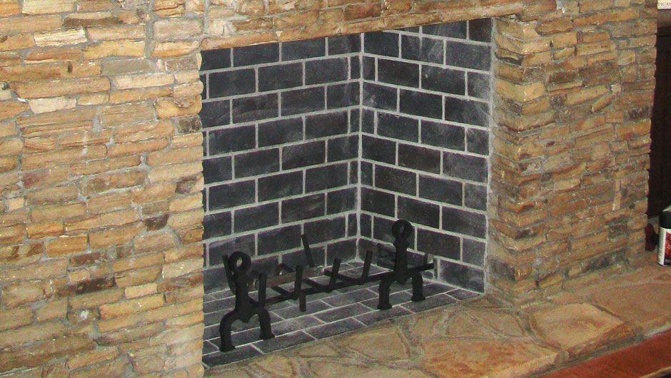Black firebrick