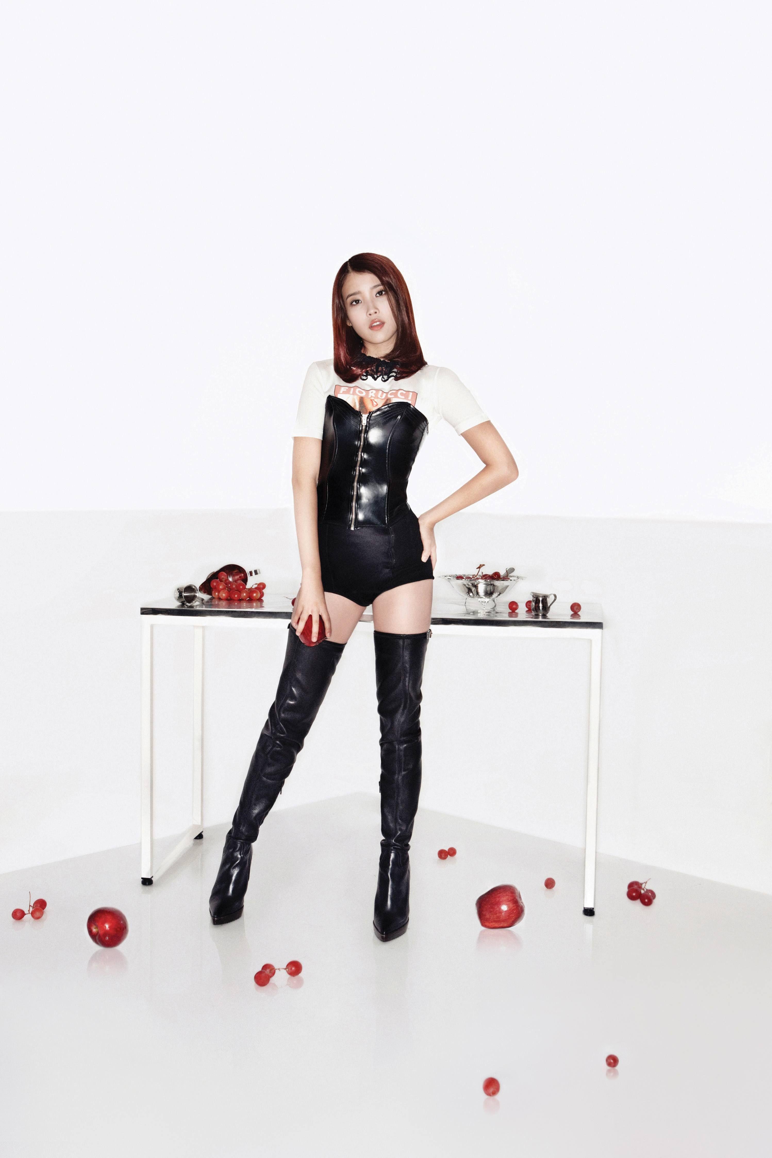 Snsd taeyeon sexy dance - 3 9