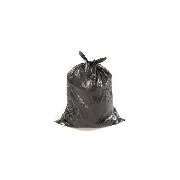 Garbage Can Recycling Garbage Bags Black Trash Can Liner Garbage Bag 33 Gallon 1 50 Mil 100 Case 603561 G Bags Cute Icons Orange Is The New Black
