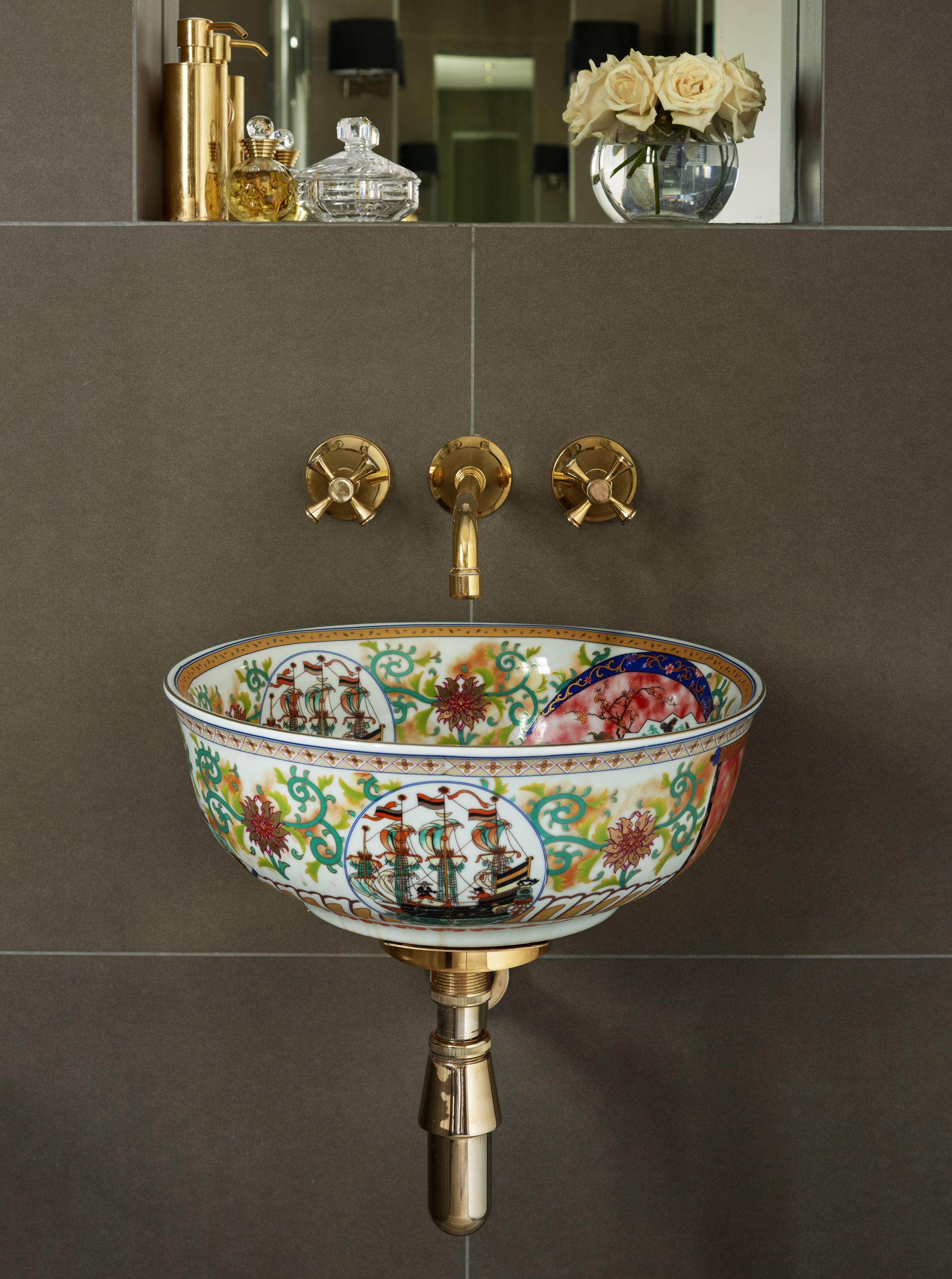 The London Basin Company | Bathroom | Pinterest | Basin, Porcelain ...