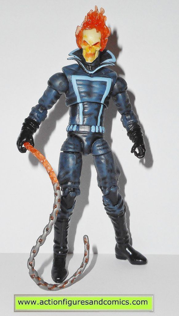 marvel universe GHOST RIDER series 2 030 2010 action figures