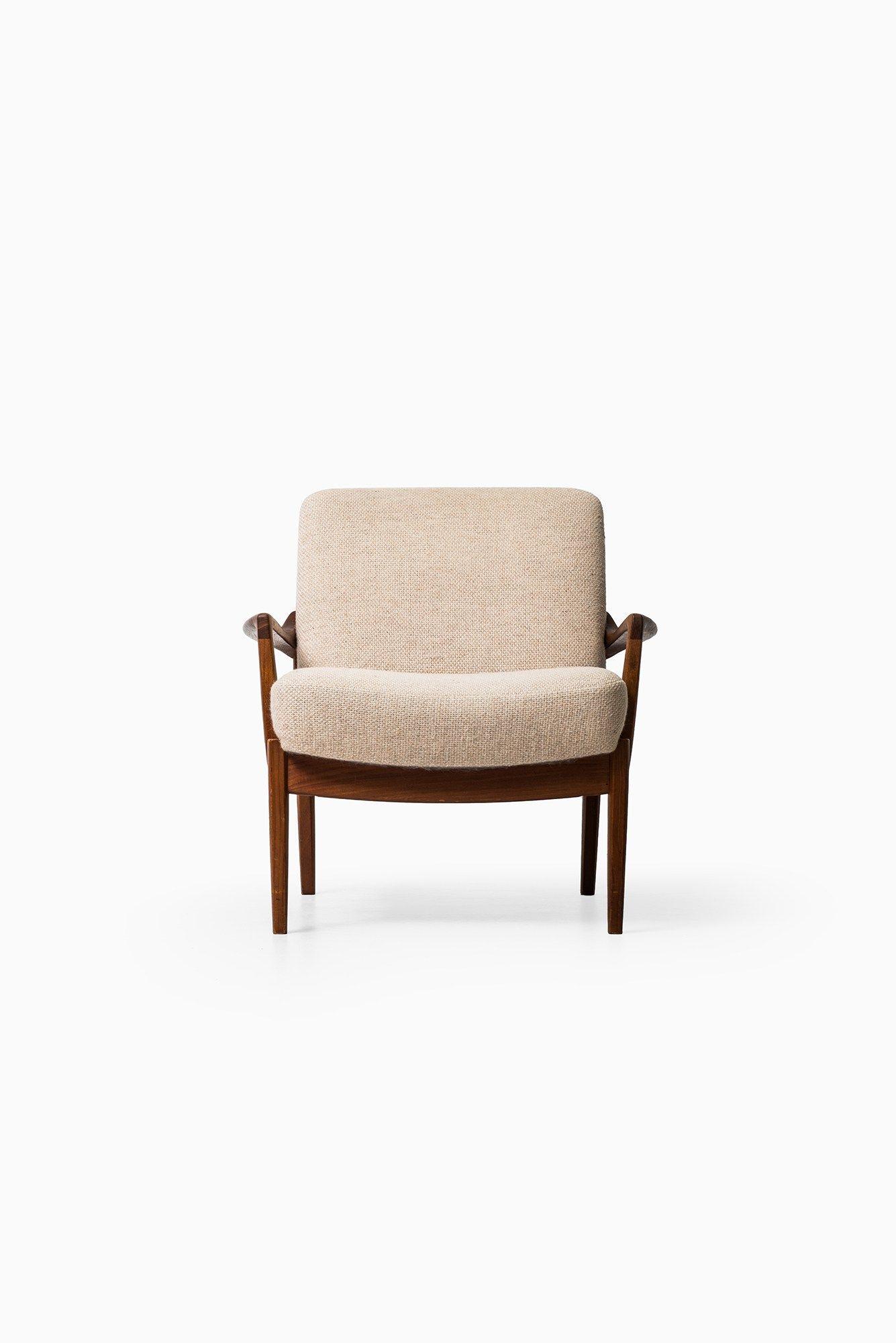 Tove Edvard Kindt Larsen Easy Chair At Studio Schalling  # Muebles Power G