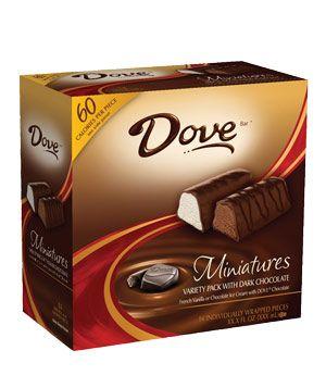 Dove Caramel Chocolate Gluten Free
