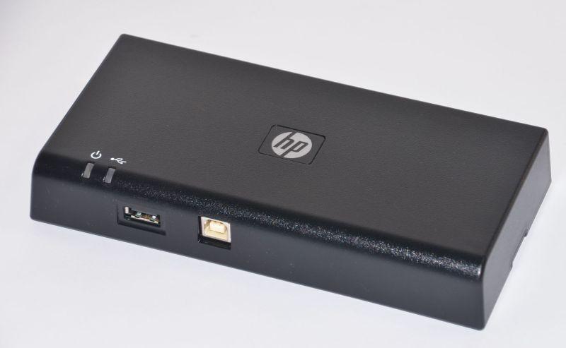 Hp Hstnn S02x Usb 2 0 Docking Station 589100 001 589144 001 With Ac Adapter Hp Docking Station Usb Laptop Docking Stations