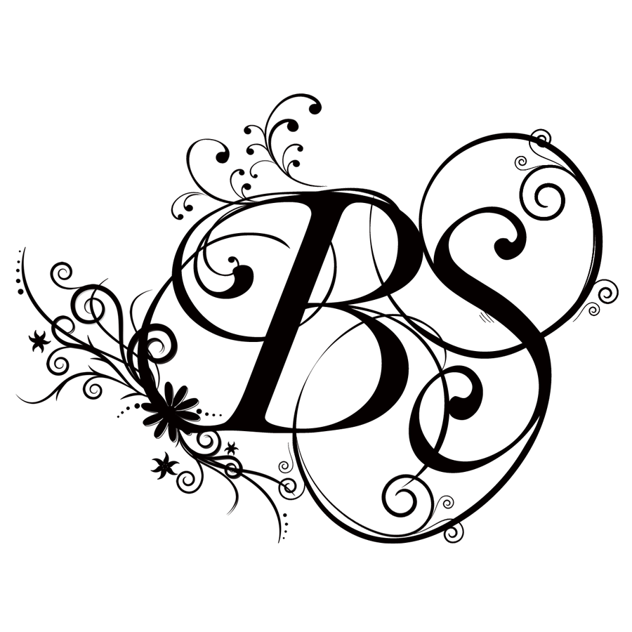 Bs Logo Bs Tattoo Bs Walllpaper Letter Stencils Calligraphy Drawing Lettering Design