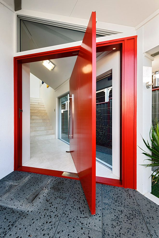 plain modern exterior door google search