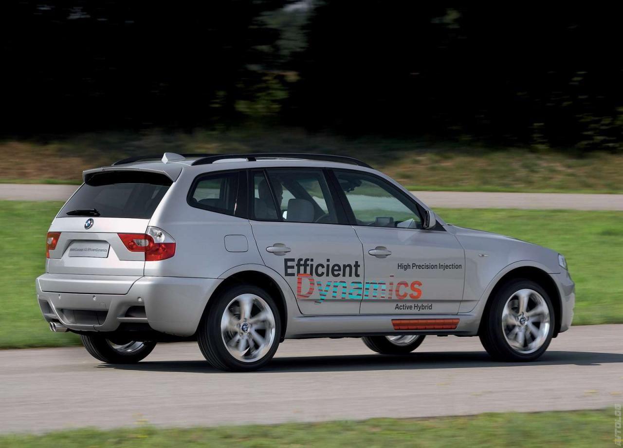 2005 BMW X3 EfficientDynamics Concept | BMW | Pinterest | Catalog ...