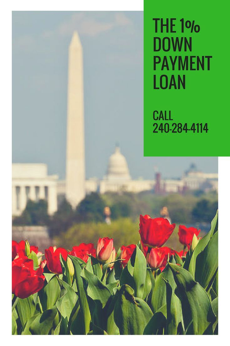 Buy with only 1% down payment #virginia #maryland # dc www.reshawnaleaven