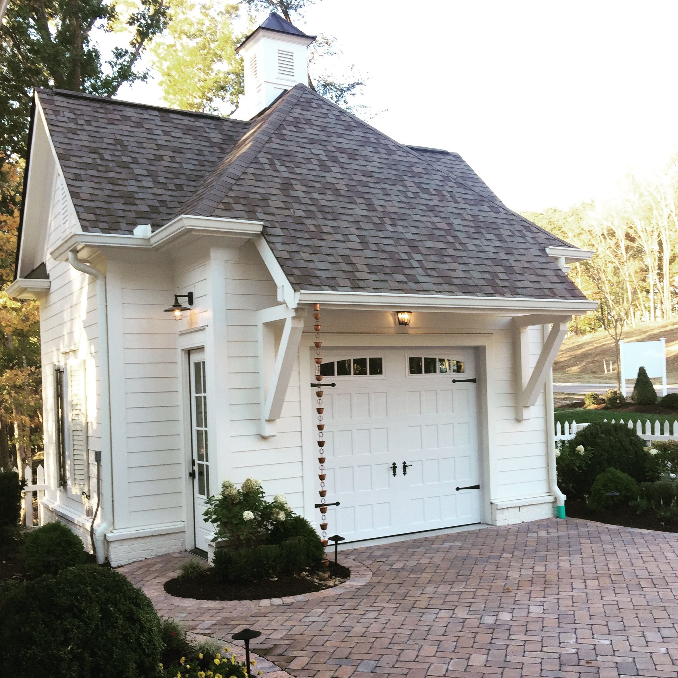 Top 60 Best Detached Garage Ideas: Amazing Detached Garage Of Our 2017 Southern Living