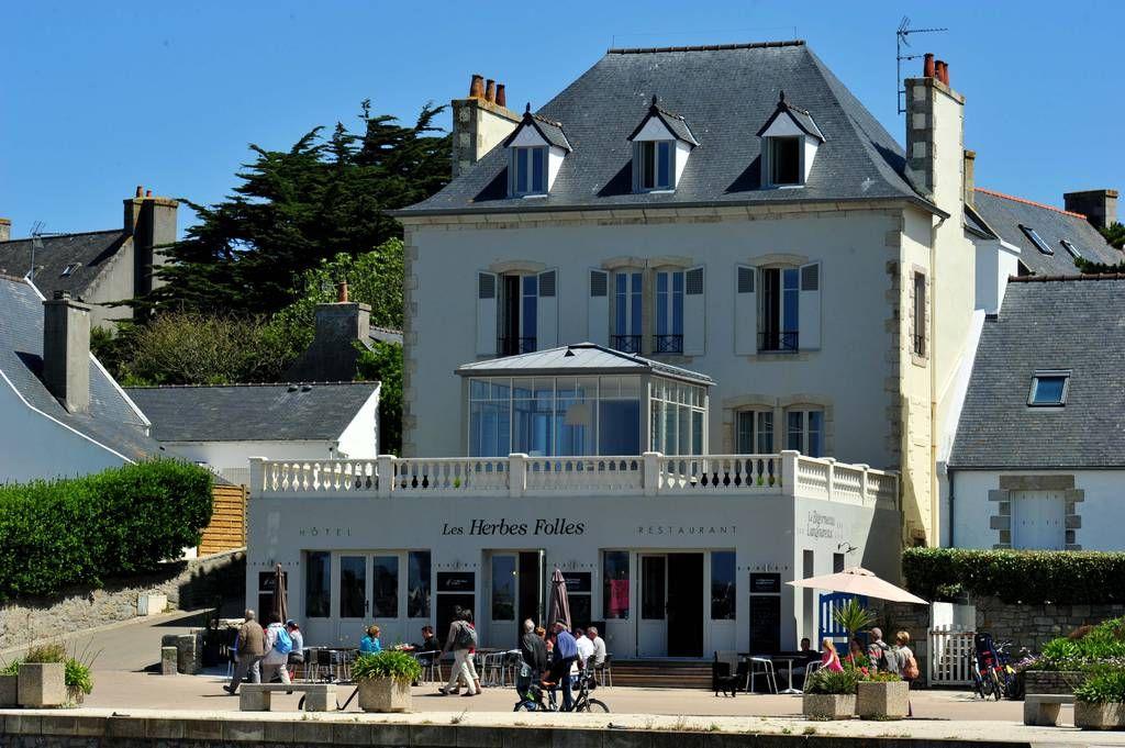 Hôtel Villa Reine Hortense - 35800 Dinard Sélection Ponts de Mai