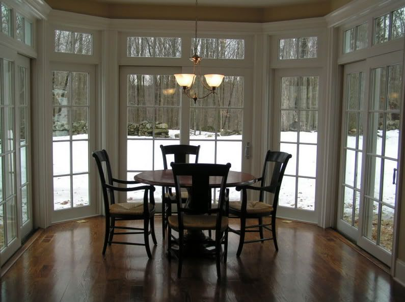 Dining Room Additions With Lots Of Windows | Sunroom Dining Design Ideas,  Pictures, Remodel, And Decor | KITCHEN | Pinterest | Sunroom Dining, Room  ...