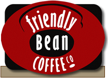 Friendly Bean Coffee Company Went here 10/29/14  Pretty good.  I liked their black coffee more than their mochas.