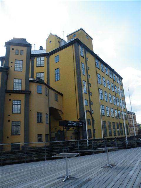 Norrköpings Arbetets Museum - Museu do Trabalho, Suécia