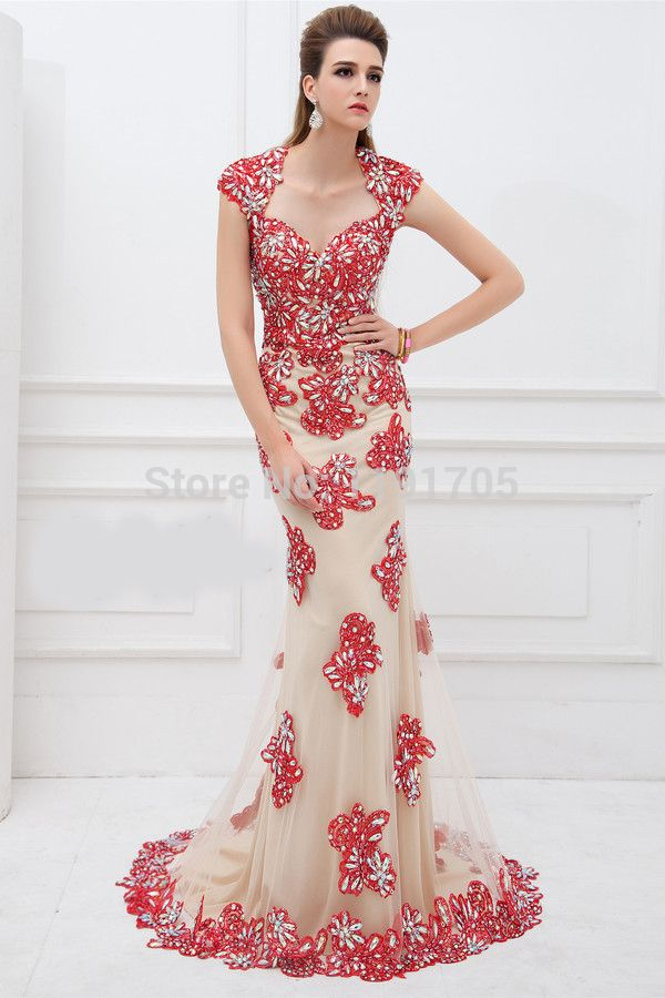 Find More Prom Dresses Information about Free shipping Elegant ...