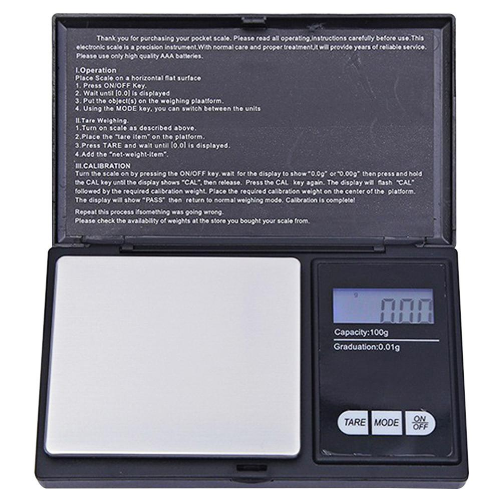 Miniature Electronic Jewelry Scale 200G/0.01G High