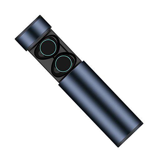 Offerta di oggi - HolyHigh Auricolari Bluetooth Sport Wireless Cuffie  Bluetooth Mini Stereo Cuffie Wireless senza 5015928dde9c