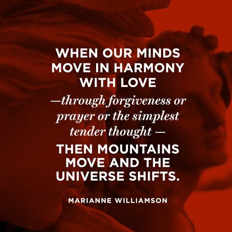Exceptionnel Quote About Love   Quote About Forgiveness   Marianne Williamson Quote