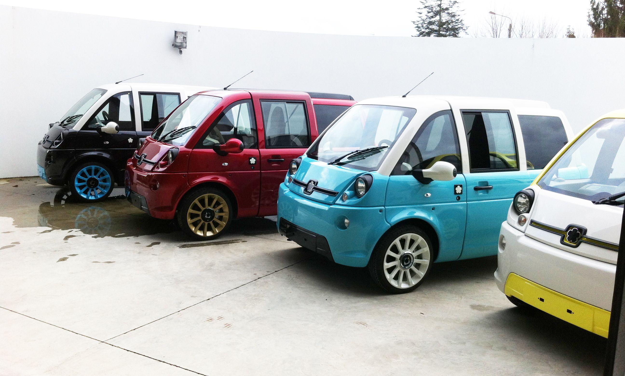 voitures Roadshow