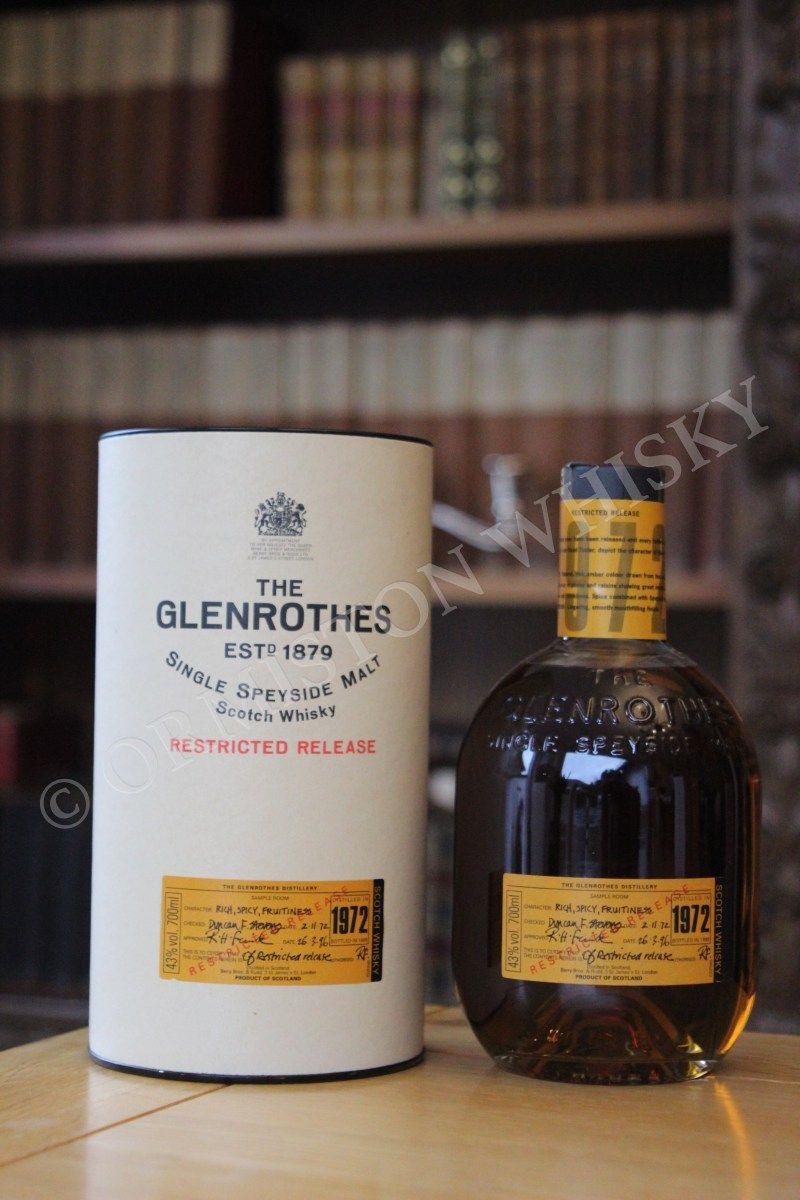 Glenrothes 1972 (mit Bildern)