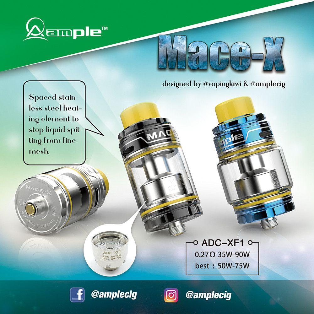 Pin by shirleyvapes on macex tank vapor starter kits
