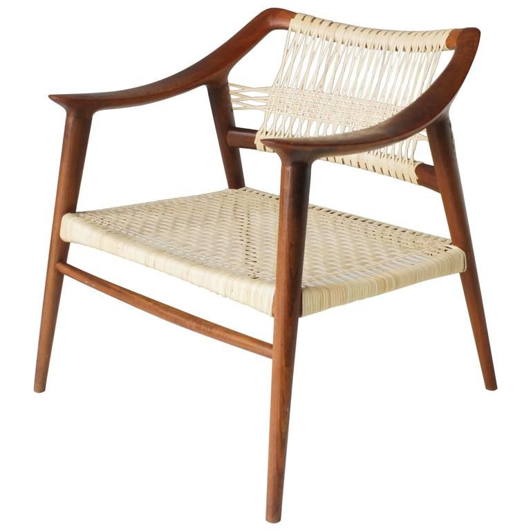 Bambi Easy Chair by Rastad and Relling for Bahus Norway Sofá - sillas de playa