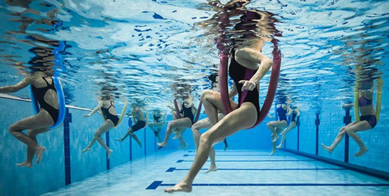 Pool Exercise Pools are perfect for Exercise Premier