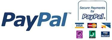 PayPal a secure way for our customers to buy online. To find out more -  www.manorialcounselltd.co.uk