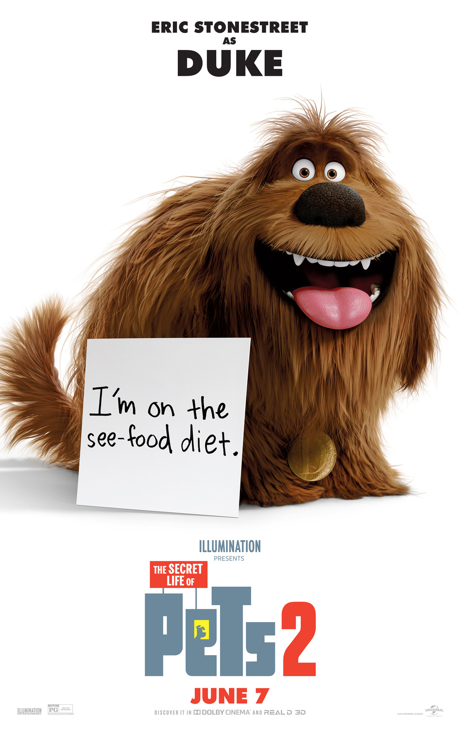 Return To The Main Poster Page For The Secret Life Of Pets 2 8