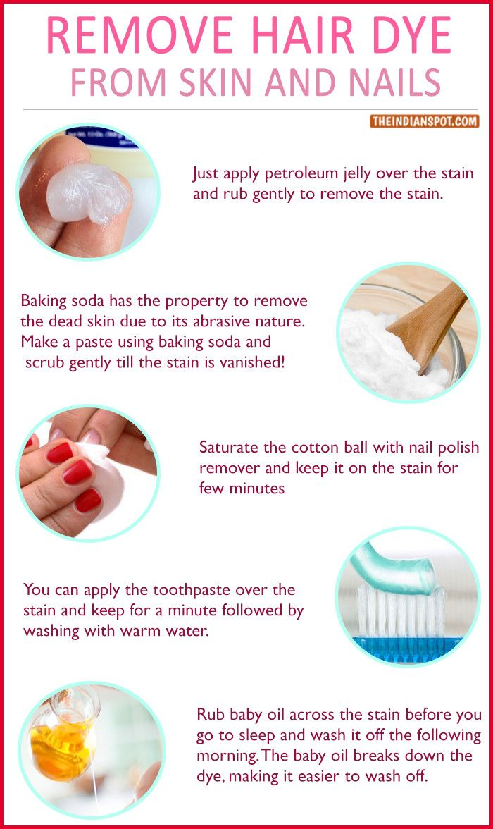 How To Getir Color Off Your Skin Remove Stains From Clothes And Nails The Indian Spot Of Stirring Get Hair Splat Hair Dye Removal Hair Color Remover Dyed Hair