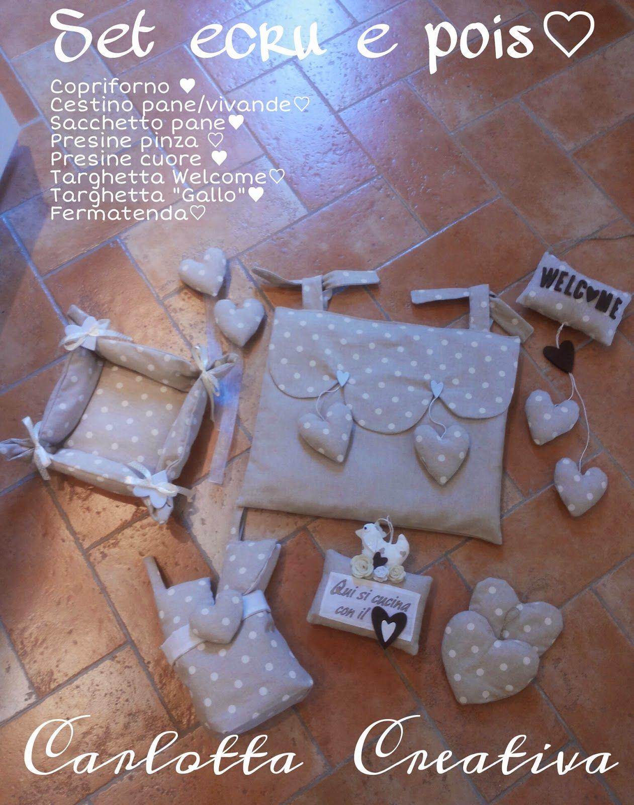 Cucito creativo mboboniere cuscini applique biancheria da cucina e progetti di cucito - Cucito creativo bagno ...