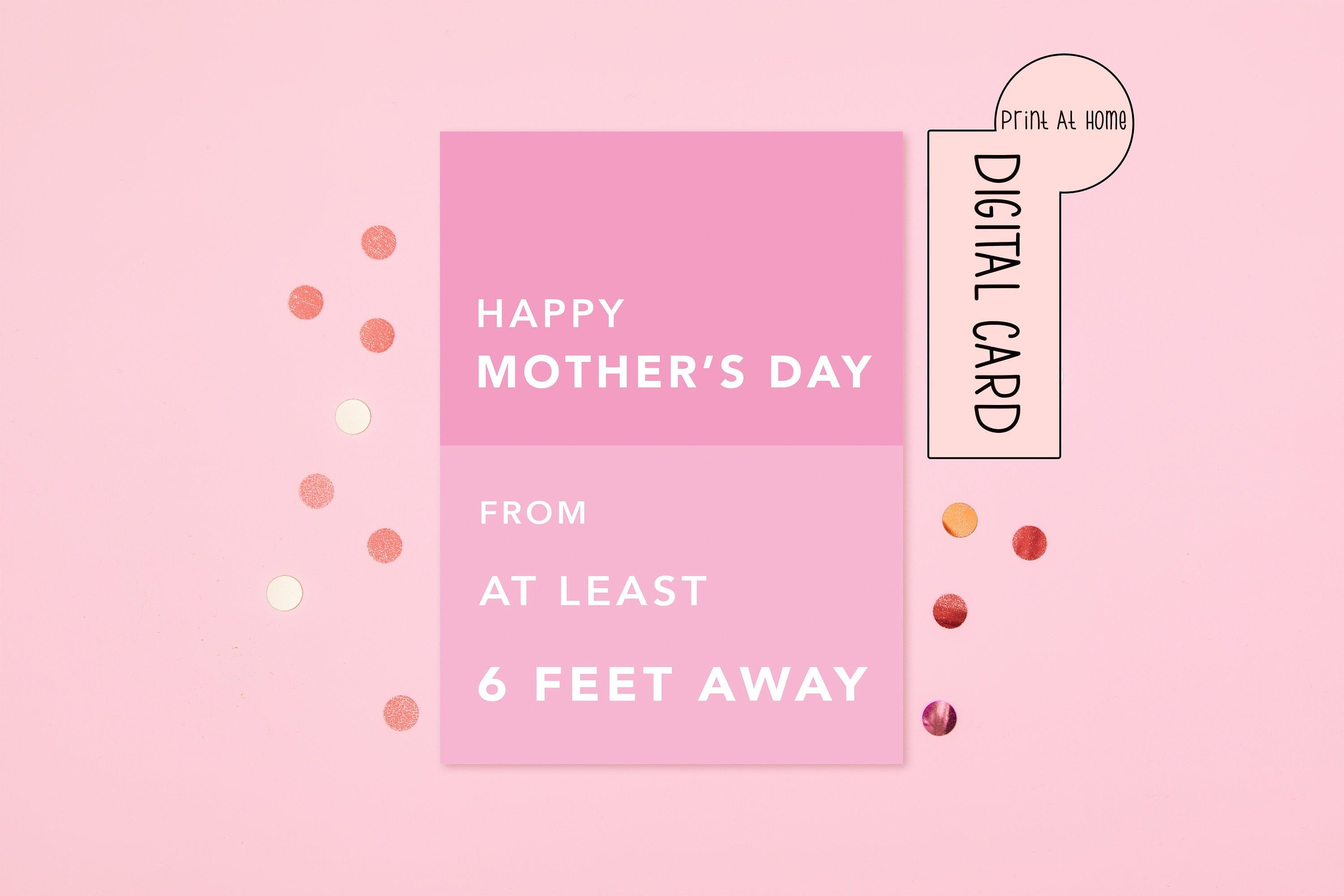 Pin On Quarantine Mother S Day Cards