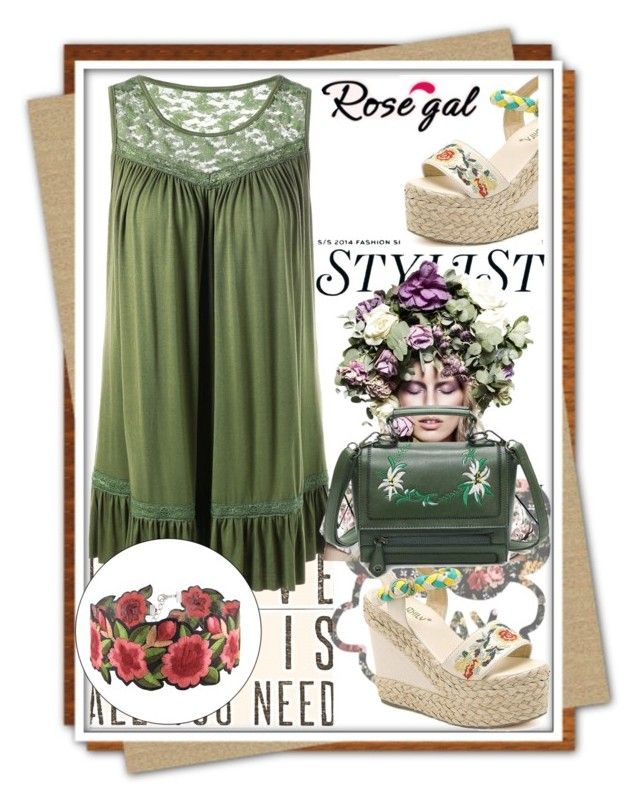 """""""rosegal.com 42"""" by k-lole ❤ liked on Polyvore featuring Sugarboo Designs and KAROLINA"""
