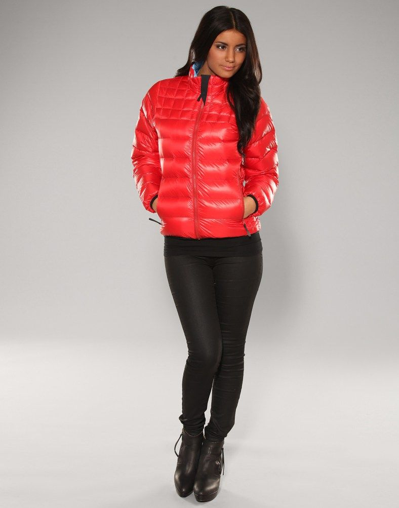 Puff Jacket Moncler Milf Woman