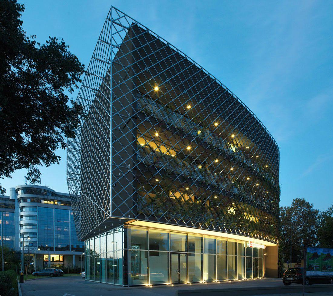 Rimini Forum Center Green Architecture Amazing Architecture