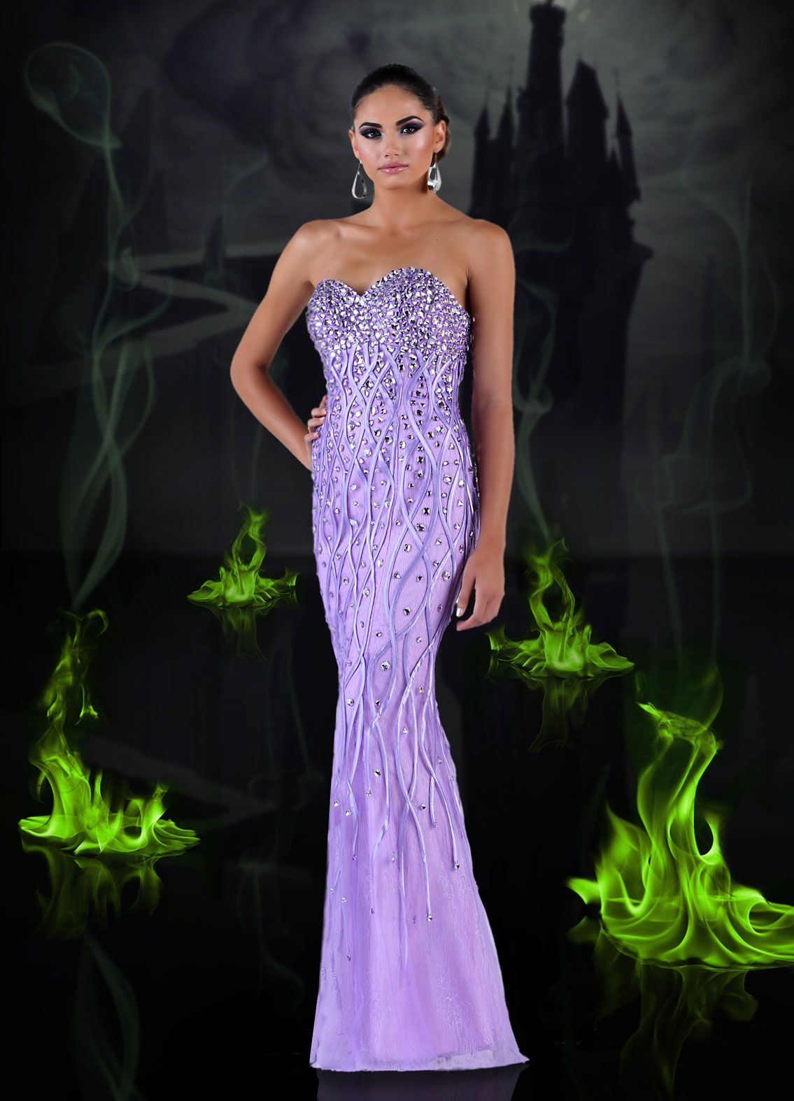 Disney Forever Enchanted Prom Dresses | Clothes | Pinterest