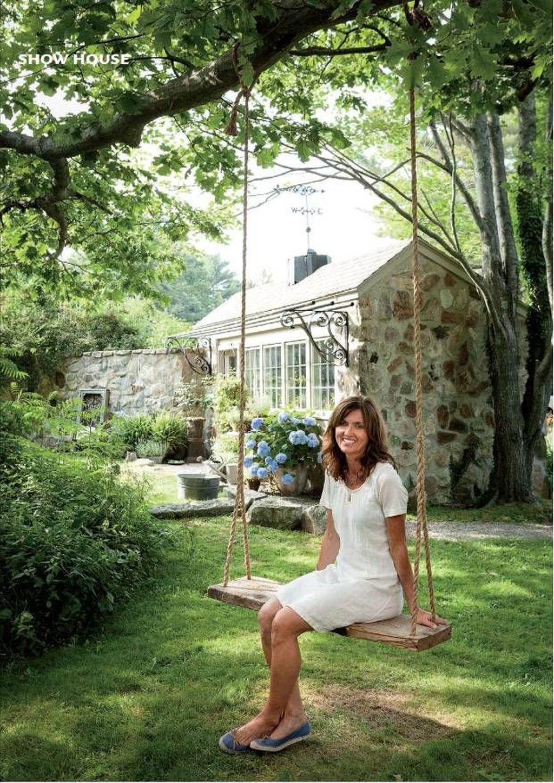 Pin by homishome on Garden & Outdoor Backyard swings