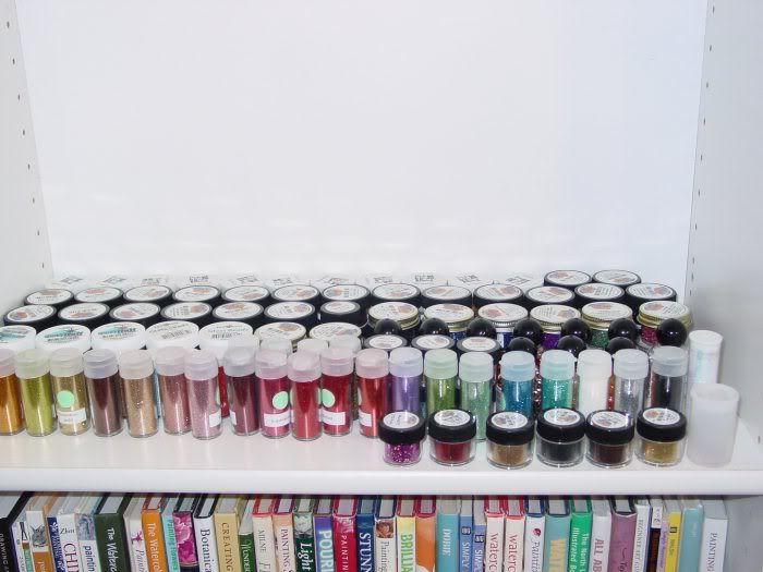 Riflettendo ad arte: Tutorial - Come fare Foam core Mensole per memorizzare e visualizzare i tuoi Crafting accessori da Creative Team Member Naomi Towner