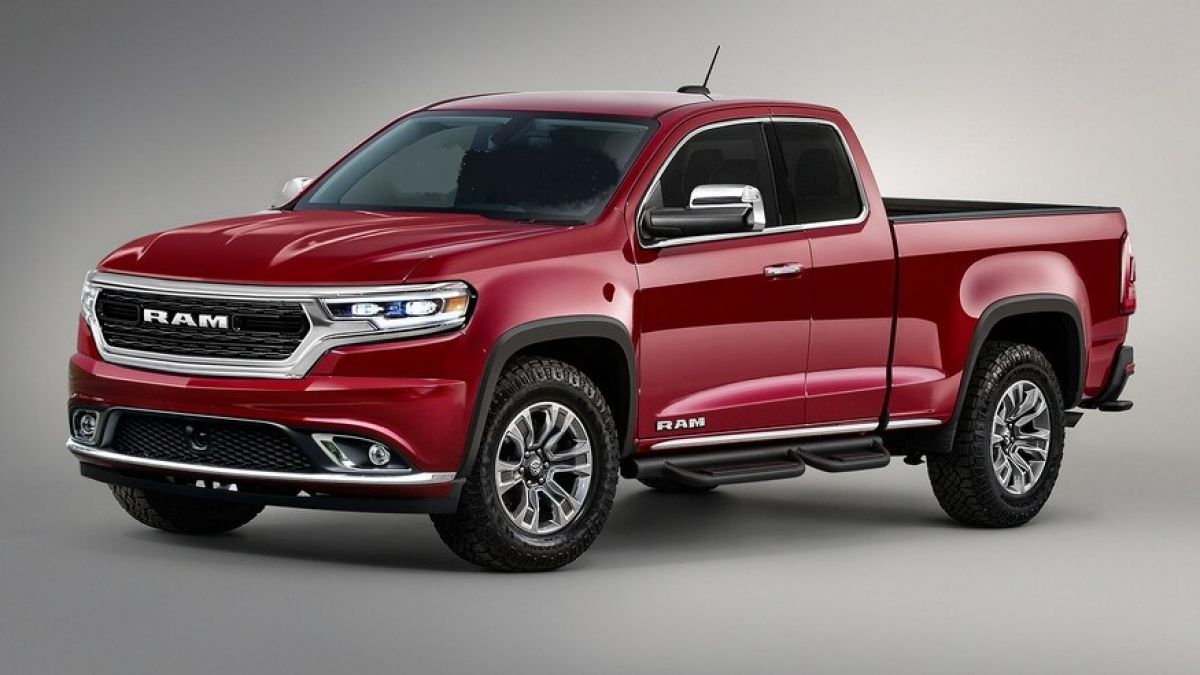 The Upcoming 2021 Ram Dakota Should Arrive Later This Year The Arriving Pickup Truck Will Surely Represent A Strong Op In 2020 Pickup Trucks Dakota Truck Dodge Dakota