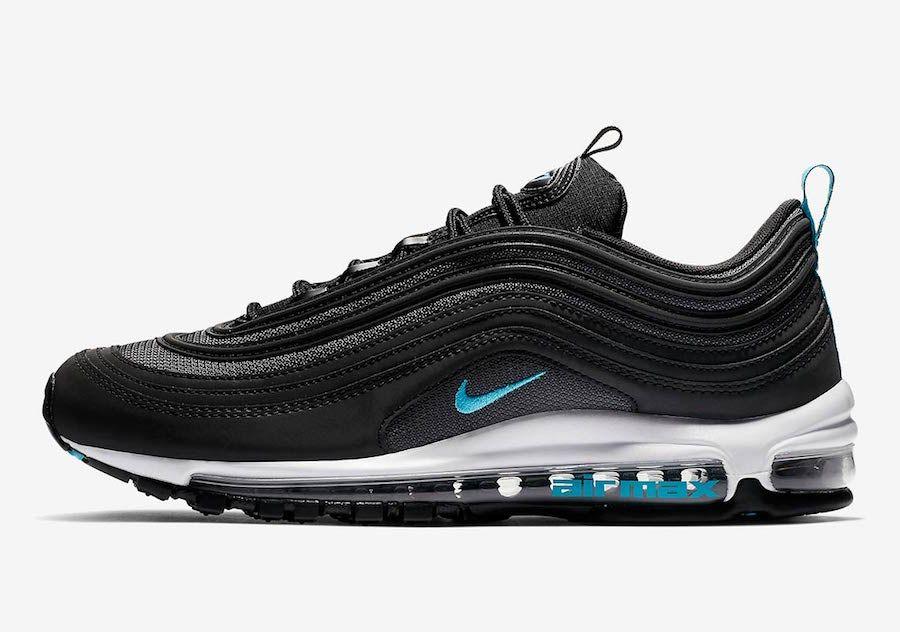 air max 97 all black footlocker