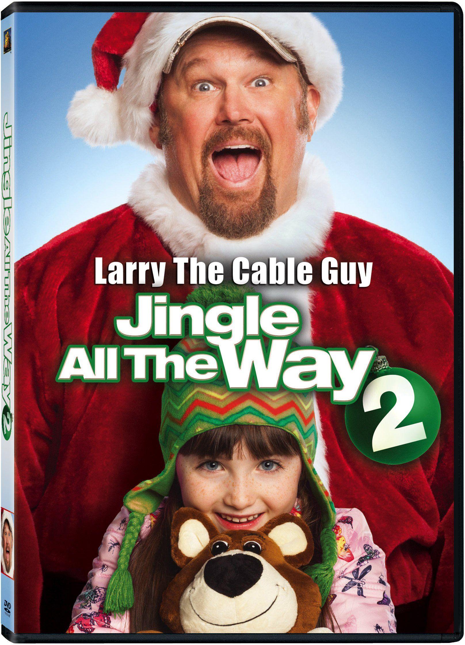 Jingle All the Way 2 December 2, 2014 2014 DVD/Bluray
