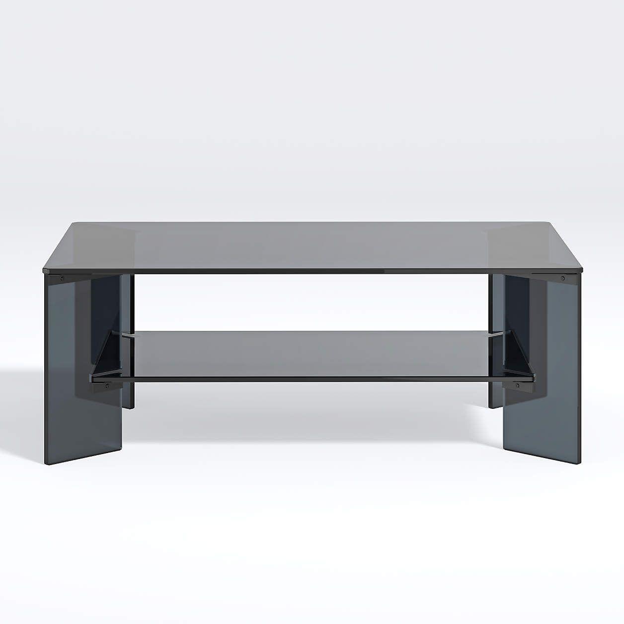 Miseur Rectangular Glass Coffee Table Reviews Crate And Barrel In 2021 Rectangular Glass Coffee Table Coffee Table Crate And Barrel Glass Coffee Table [ 1256 x 1256 Pixel ]